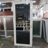 Wanjia selling cost effective glass door price