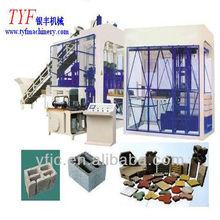 QTY6-15 Hydraform Brick Making Machine China