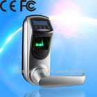 Fingerprint door lock security system L7000 for access control function/USB port