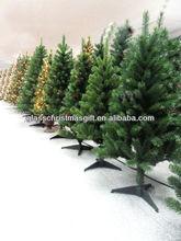2015 hot sale wholesale charming plastic christmas tree,popular xmas tree in Europe
