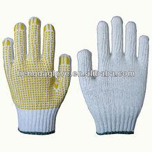 pvc dot safety glove