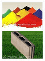Color del cemento- óxido de hierro pigmentos