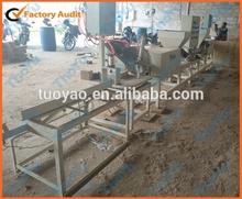 Segatura blocco che fa macchina/legno bricchetta pressa di stampaggio sms: 0086-15238398301