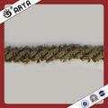 Trenza de la torcedura de embalaje y la cadena decorativa de la cuerda