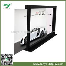 23mm width double size advertising display menu board
