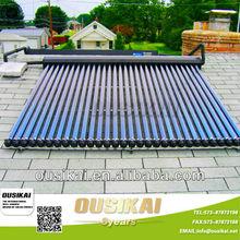 Pressurized Solar Heating System for water heater, heat pump water heater split system( Double coiler 300liter )
