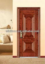 2012 New Design Interior Steel Door Made in China WNT-ST247