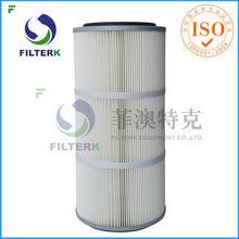 filterk gp3266 porcellana industriale aspirazione fumi di saldatura cartuccia