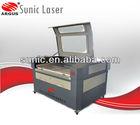 Sunic ARGUS CE ISO bez,akrilik,bambu,tela CO2 lazer oyma kesme makinesi for dekorasyon