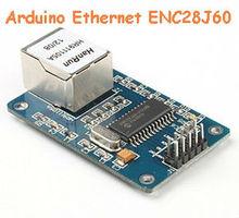 ENC28J60 Ethernet LAN Network Module For 51 AVR STM32 LPC