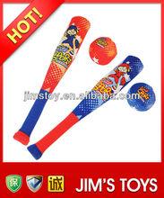 Hot selling plastic baseball bat