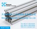 80x80mm perfil de aluminio
