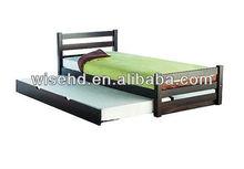 ( Wjz-b31 ) sólido de madera de pino cama nido