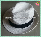 Cheap Mens Paper Straw Fedora Hats Wholesale