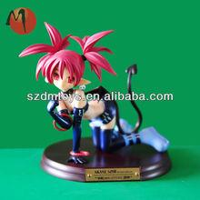 anime sexy cartoon movies girl animal figures PVC statue