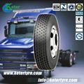 Alta qualidade de matérias-primas para o pneu, keter marca de pneus de caminhão com alto desempenho, o preço do competidor