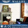YF10101/ light color vinyl peel and stick wallpaper