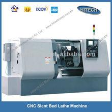 nl635s horizontal torno cnc torno cama inclinada de la máquina o la manía de metal torno