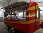 Yieson Hot Sale Mobile Kitchen Kiosk Catering Food Trailer YS-FV350B