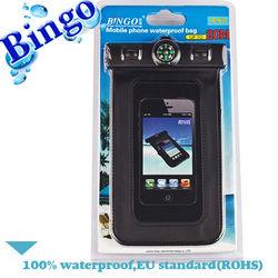 Bingo Waterproof Case Bag for iPhone 5 4 4S Ipod Smart Phone