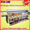 Infiniti fy-3208r solvente deinyección de tinta plotter( 510/35pl, 8 cabeza, rápida velocidad)