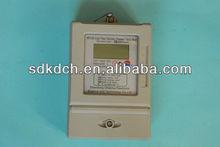Volt Ampere Watt Meter
