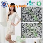 In stock 2015 fashion new design cotton lace fabric