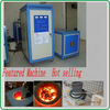 small scrap copper melting tilting rotary induction furnace