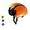 Tt profesional de carreras casco de bicicleta, el tiempo de prueba de casco de bicicleta, la importación en- molde de casco de tt