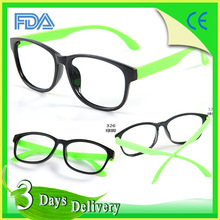 Cheap optical frame for glases red temple specs frames for girls