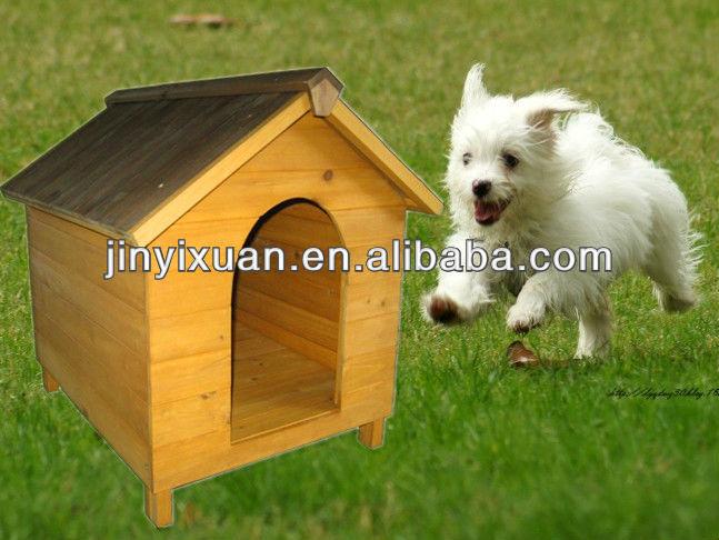 Preço de fábrica! Barato dog houses for sale / casa de madeira cão / pet house