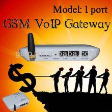 SIP & H.323 GSM Gateway GOIP 1,1 sim slots gsm voip gateway,voip gateway providers