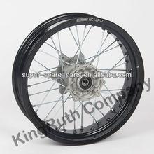 chinese black 125cc dirt bikes big wheel