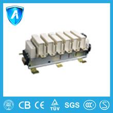 3 Pole 115A~780A contactor breaker