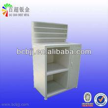 OEM sheet metal cabinet with backboard shelf
