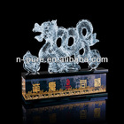 Chinese Dragon Crystal for Home Decoration