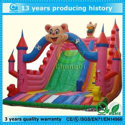 giant inflatable slide for sale,inflatable bouncer slide