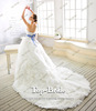 S1366 Real Photo Fashion Designer Long Tail Wedding Dresses