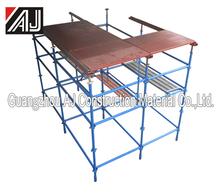 Q235 Steel Tubular Scaffolding in Cuplock Type, Factory in Guangzhou