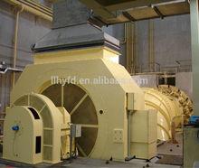 6465kW horizontal hydro generator