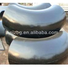 BG asme b16.9 equal welded seamless pipe fitting elbow