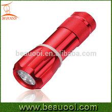 Bowling battery operated Economic led flashlight promotional