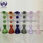 High Quality Colored Borosilicate Glass ShiSha HooKahs