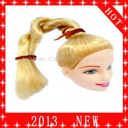 2013 new hot plastic female doll for kids