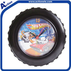 tyre wall clock and home decoration table clock