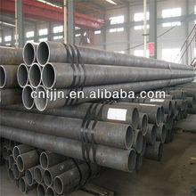ASTM A53 Gr.B Black mild carbon pipe welding