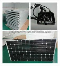 Cheap Monocrystalline 230W Solar Panel with TUV,CE,IEC,ISO