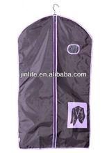 Mens durable eco-friendly non woven foldable garment bag
