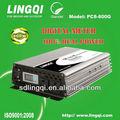 los dispositivos electrónicos y aparatos eléctricos 800w de potencia del inversor con medidor digital 1600w pico