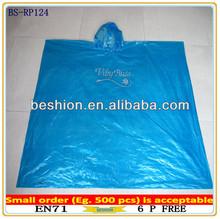 The original lightweight adult rain poncho